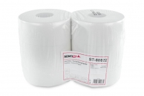 SemyTop Jumbo Toilettenpapier, 2-lagig, 6 Rollen