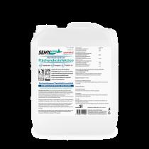 Flächendesinfektionsmittel ohne Alkohol - oberflächenaktiv  5 Liter