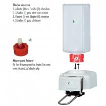 Masterspend Flaschen-Adapter