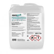 Flächendesinfektion 80 Vol% Ethanol, 5 Liter