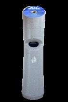 Wet Wipe Standspender Dosierspender für Desinfektionstücher Marmor