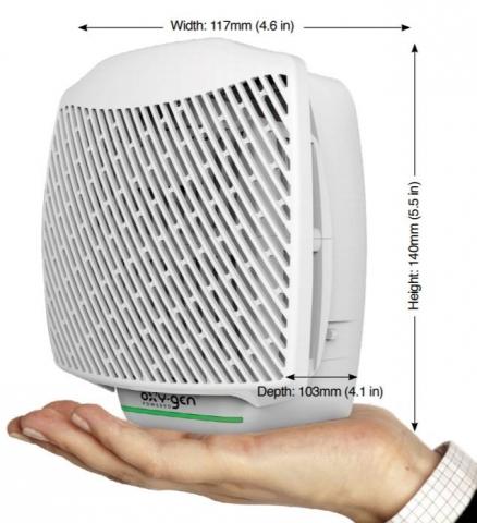 Oxygen Pro 90 Duftspender