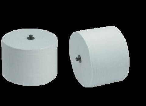 COSMOS Toilettenpapier long life, 90m 3-lg, 32 Rollen