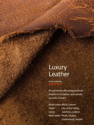 Luxury Leather Ambiance Aroma 200 ml