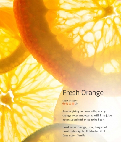 Fresh Orange  Ambiance Aromaöl 200 ml
