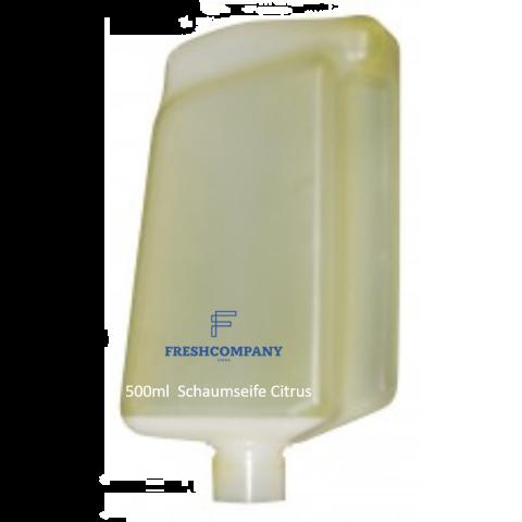 Seifenschaum-Konzentrat Best pflegender Seifenschaum, herb frischer Duft für CWS und CBS Spender
