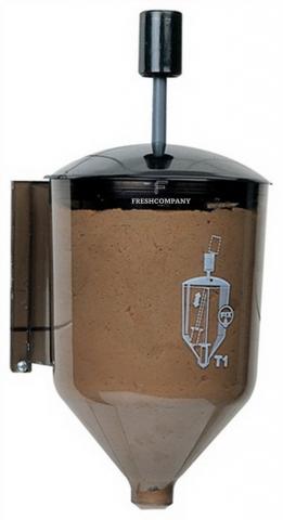 Pastenspender  speziell für Holzmehl- und Sandpasten