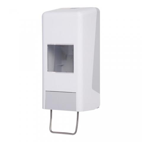 Softflaschenspender Handwaschpastenspender für 1 od. 2 L Kartuschen-