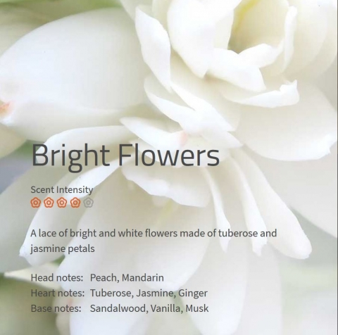 Bright Flowers Ambiance Aromaöl 200 ml