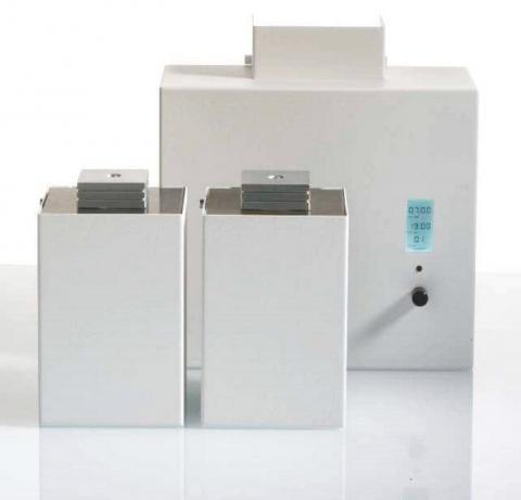 Duftgerät Zaluti Air3 Wandmontage mit 2 Duftverteilern-weiss