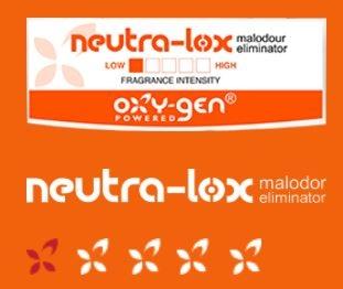 Duftkartusche Oxygen Pro 90,  6 Kartuschen-Neutra-Lox: Neutralisiert unangenehme Grüche