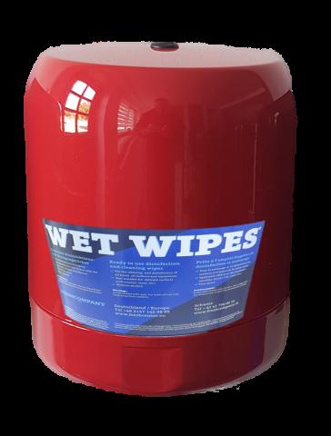 WET WIPE Wandspender 620/750