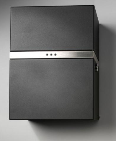 Duftgerät Zaluti Air2 für Wandmontage-schwarz matt
