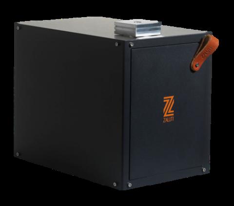 Aromamaschine Zaluti Air:1-schwarz matt