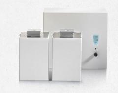 Aromamaschine Zaluti Air3 Wandmontage mit 2 Duftverteilern
