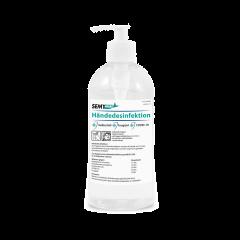 Händedesinfektion Semycare 80 Vol% Ethanol 15 x 500 ml Pumpflasche