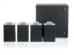 Aromamaschine Zaluti AIR:8  bis zu 4 Duftverteiler